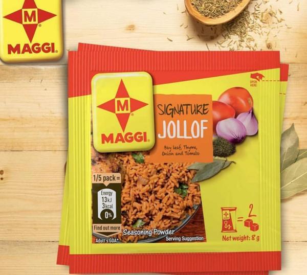 Maggi Signature Jollof ×10 satchets