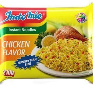 Indomie Noodles Chicken × 4 Packets