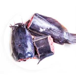 Fresh frozen Nigerian Catfish 1kg