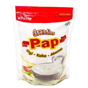 Grandiose Pap - White