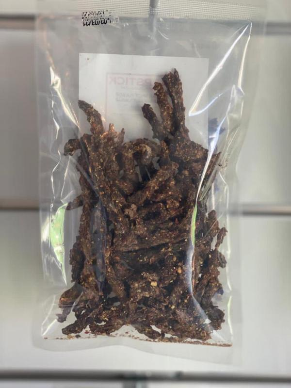 Biltong Dry Meat - Emarati Spicy Flavour 125g