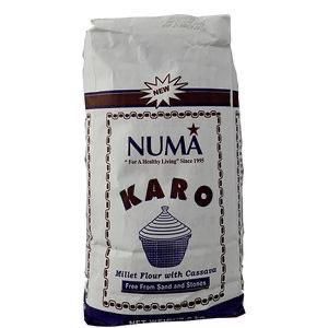 Numa - bushera millet flour - 1kg