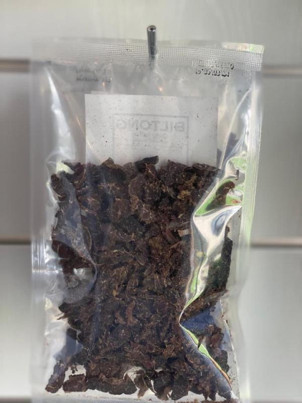 Biltong Dry Meat - Chrispy Flavour 125g
