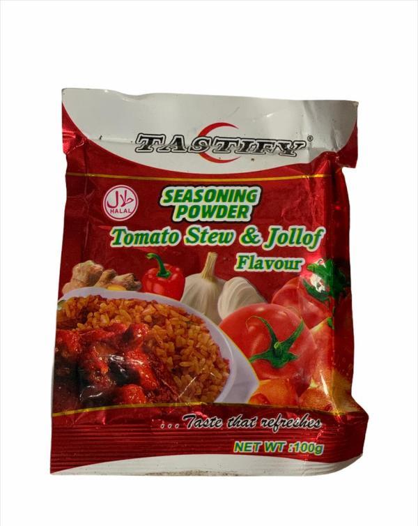Tastify Seasoning Powder Tomato Stew & Jollof Flavour 100g