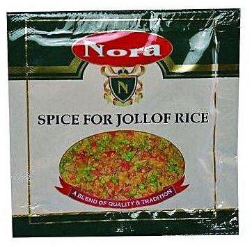 Nora Jollof Rice Spice 10 gram