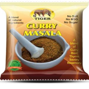 Tiger Curry Masala (x1)