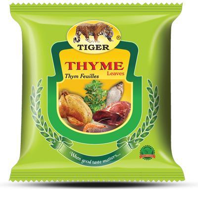 Tiger Thyme Satchet 10g
