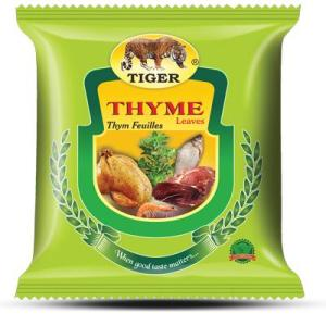 Tiger Thyme Satchet 10g