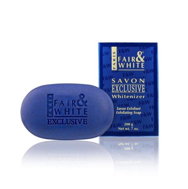 Fair & White Savin Exclusive Exfoliating Soap