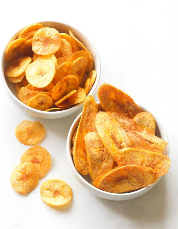 Sweet Plantain chips/ Banana chips 1 Packet