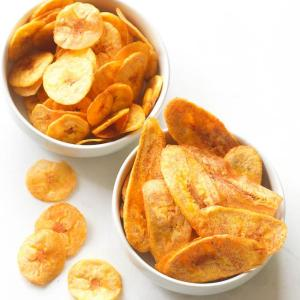 Sweet Plantain chips/ Banana chips 1 Packet