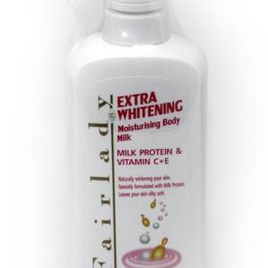 Fair Lady Extra Whitening Moisturizing Body Milk (700ML)