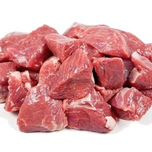 African Goat meat 1kg