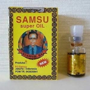 Samsu Delay Super oil