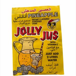 Jolly Jus Zobo Pineapple Flavour