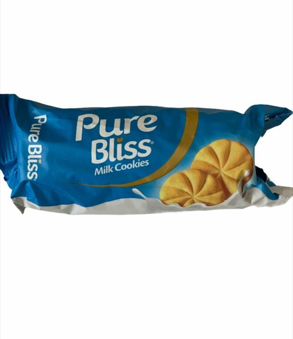 Pure Bliss Milk Cookies x 1 pack