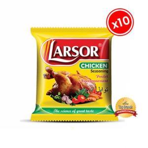 Lasor Chicken Seasoning x 10 Satchets