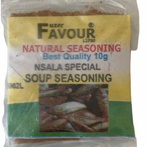Nsala Soup Spices 10g
