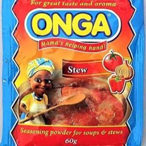 Onga Stew Seasoning x 6g