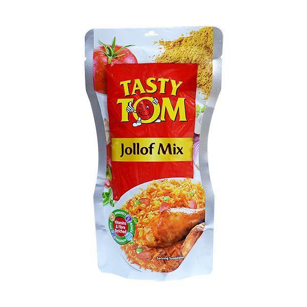Tasty Tom Jollof Mix x 70g