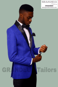 Nigeria Made Suits for Men: 10 Styles You'll Love ([month])