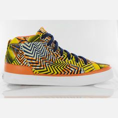 Ankara Shoes 23