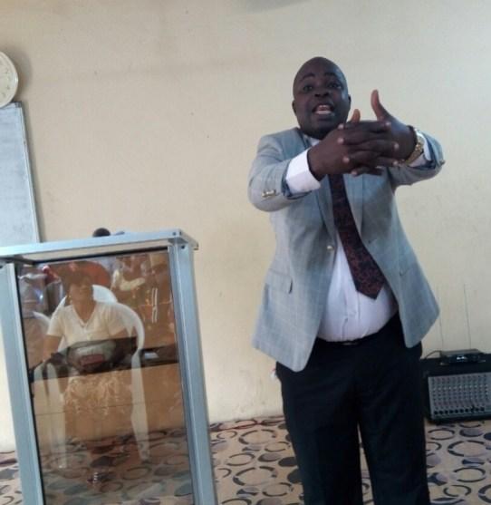 Bassey Esang preaching 1