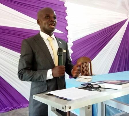 Christian Couples Retreat (Mojima Speaking) 2