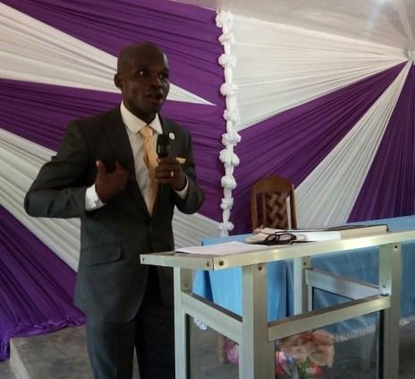 Christian Couples Retreat (Mojima Speaking) 3