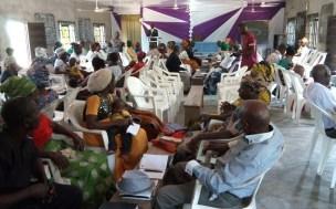 Christian Couples Retreat (Mojima Speaking)