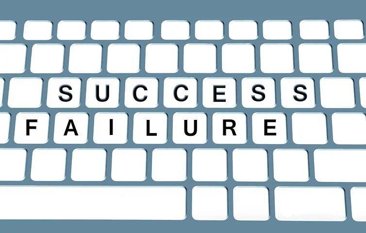 Failure increases your expertise in life