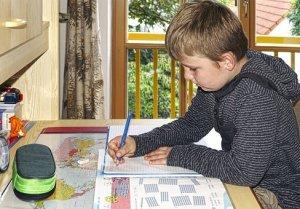 Check your children homework