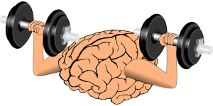 Mentally fit through physical exercise
