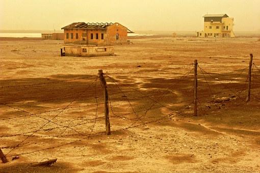 Sodom around the dead sea