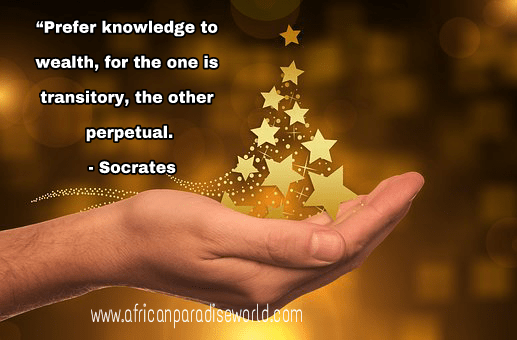 Socrates quote about the youth has inspiring message for anyone ready to taste success
