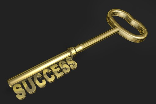 The key to success is under your nose. Find it and unlock all all closed doors hindering your life and business