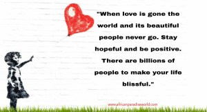 Giving up quotes about love