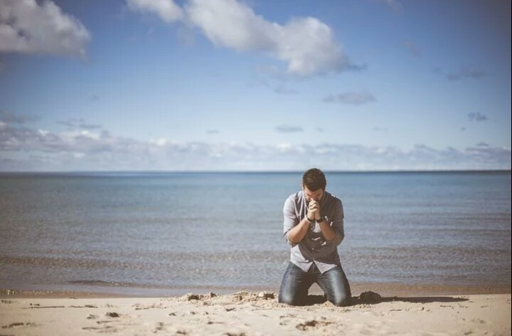 The Bible gives us motivation to pray anywhere