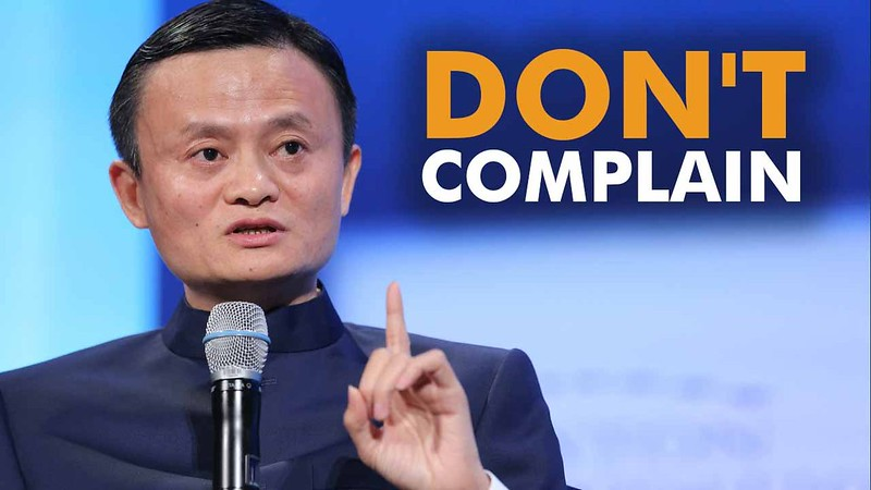 Success of Jack Ma