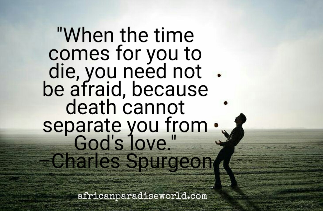 Charles Spurgeon saying