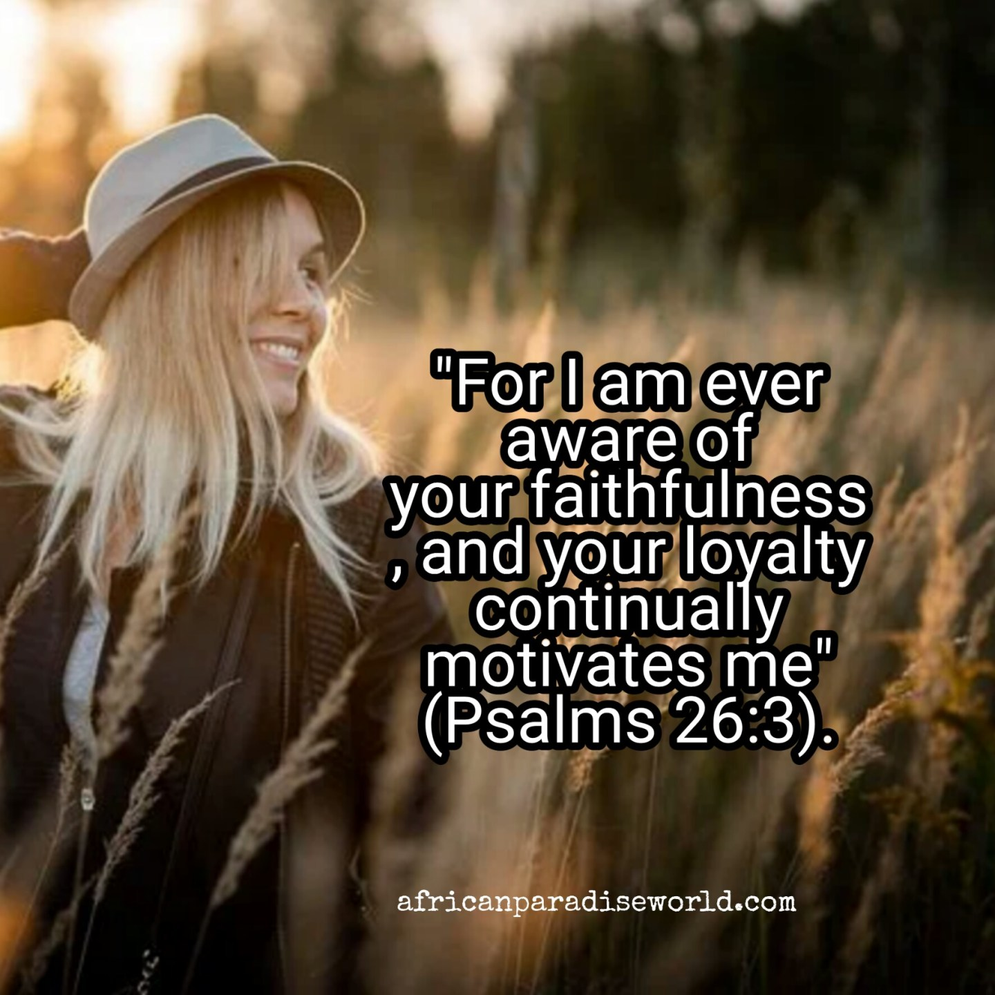 Faithfulness of God Bible verses