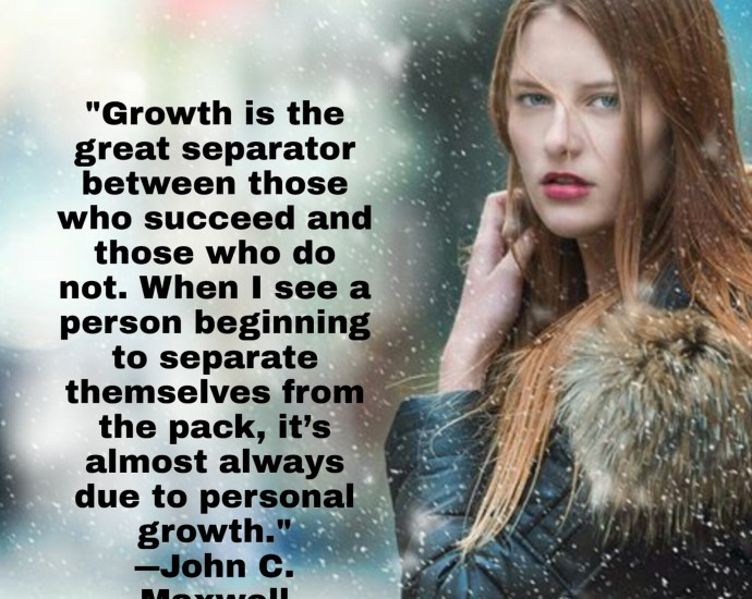 Personal growth quotes to inspire you