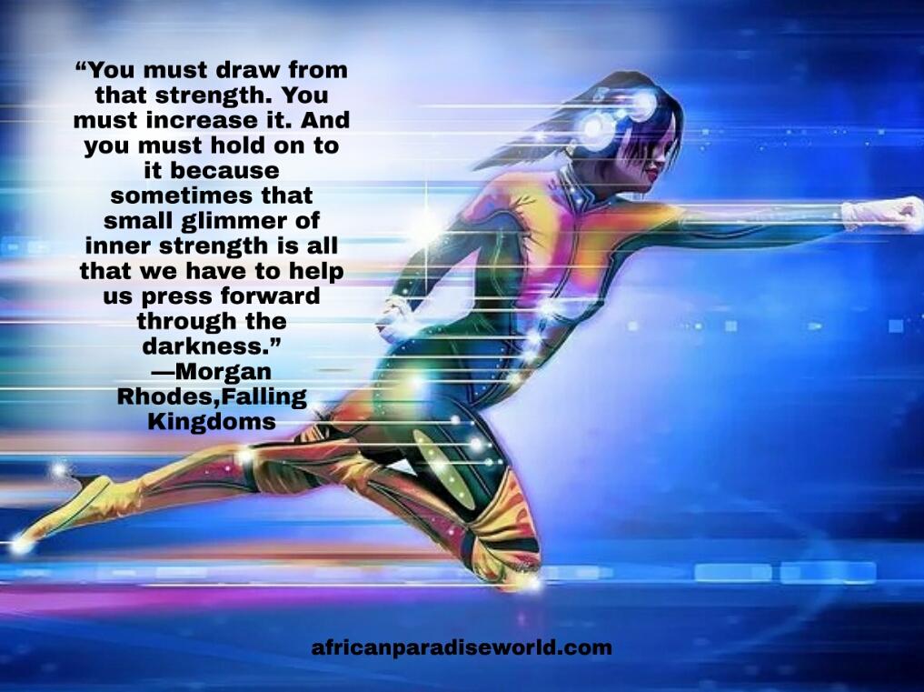 Inner strength quote