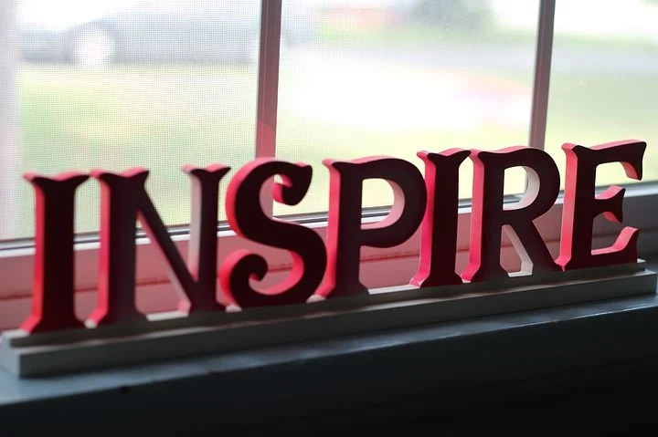 Things to inspire