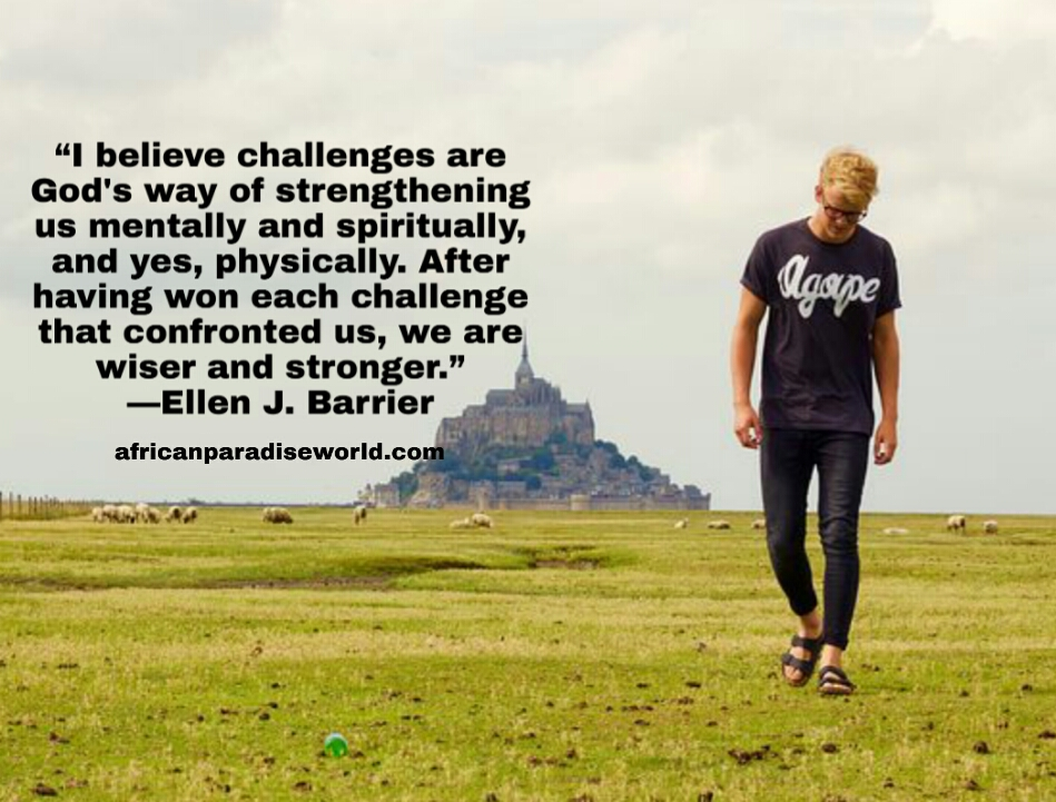 Quotes about life challenges