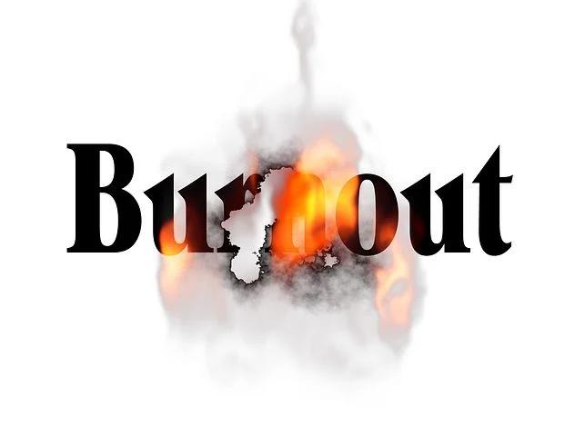 Burnout message
