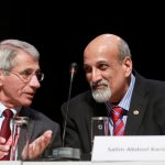 South Africa's Dr Fauci back to battling the long pandemic of HIV