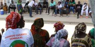 Legislative election in Senegal