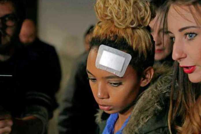 Gabriella Engels, 20 year old model attacked by Grace Mugabe
