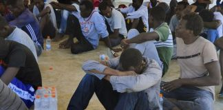 40 migrants feared drowned after boat capsize off Libya - UN